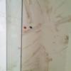 Duši vaheseina komplekt 800×2100, kirgas klaas