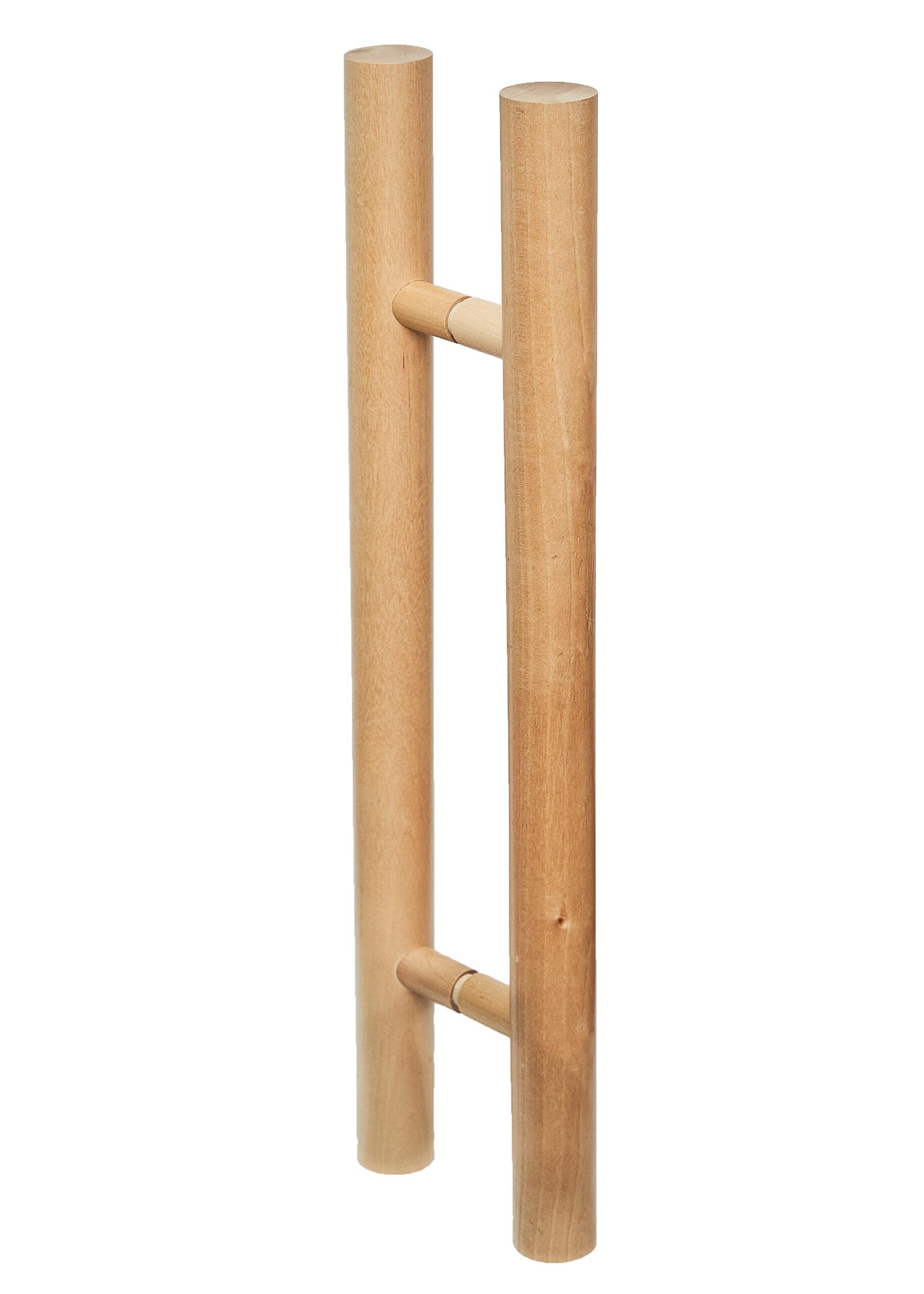 Puit/puit lakitud vertikaalne käepide