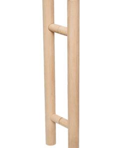 Puit/puit töötlemata vertikaalne käepide