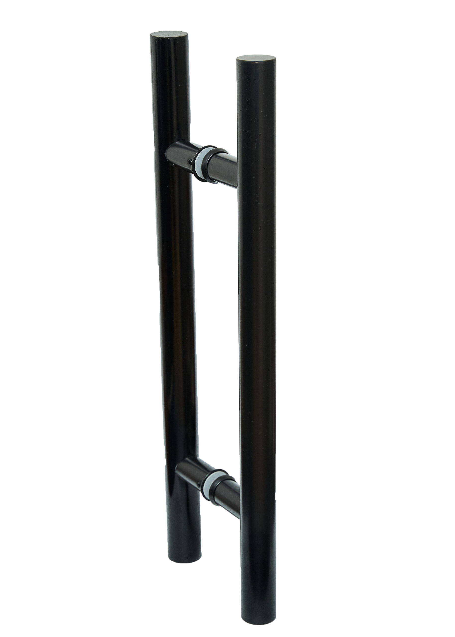 Metall/metall must/must vertikaalne käepide